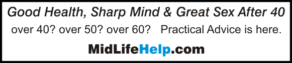 Mid-Life Help • Tips, Advice and Solutions to Midlife Problems