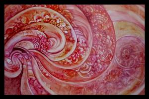 Pat Kamerath painting
