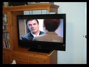 TV Too Big