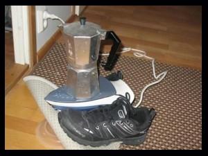 coffee needs heating